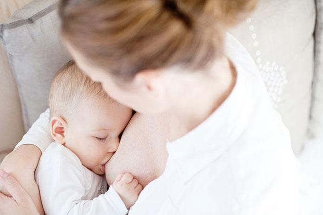 Benefici dell'allattamento al seno